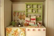 DIY Play Kitchens / by Mary Kunzman Wernke