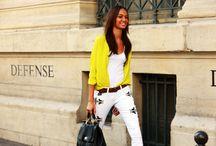 1 Word: Fashion. / by Alissa Raudman