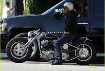 Bred's bike