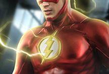 DC / Desenhos digitais,à lápis,fan art e etc,referentes à personagens da DC.