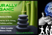 Naturally Organic Healing Center / Health and Wellness