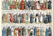 Religieuze kostuums