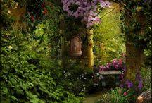 Garden Glories.