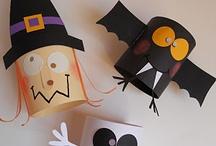 English - Halloween and Fall