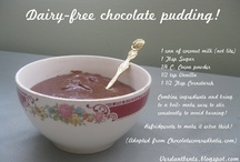 Dairy Free, Egg Free, Nut Free / by Valerie Pettit