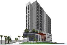 IBIS Hotel / Programmatic : Commercial Location : Lampung, Indonesia   gubah ruang #gubahruang  www.gubahruang.com