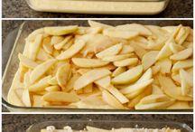 Apple Pie Cake