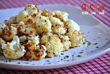 garlic parmesan grilled cauli