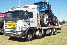 Scania 144/164 V8