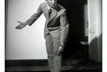 Ferdinandi / Haute Couture - via Veneto, Roma - via sant'Andrea, Milano - vintage '50