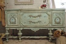Furniture - Painted or Not / by Wildwood Creek