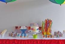 Kids parties (ideas)
