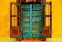 Fachadas puertas ventanas