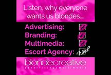 Blonde Buzz / Did you know that...? (No, we're not talking about drinking)