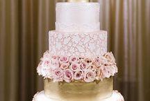 Wedding Cakes -mmm!!