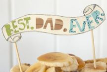 Father's Day ideas....