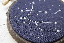 Mariage constellations / mariage décoration constellation, la tête dans les étoiles, bleu marine, cuivre, wedding, blue