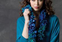 scarves / by Marilyn Austin