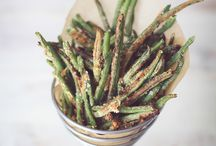 Green Beans: Ideas for Harvest / by Jeri Repp