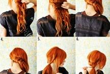 Hair / by Jennifer Carr