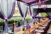 Stylish Wedding reception