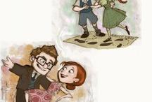 Rysunki Disney
