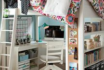 teenagers bedrooms/chill out