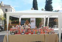 Fires Montgat i Tiana / Os dejamos algunas de las fotos de nuestra participación en las ferias de Navidad de Montgat y Tiana!