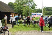fiets4daagse Emmen / Fietst u ook mee met de Drentse fiets4daagse? U kunt o.a. opstappen in Emmen. www.fiets4daagse.nl