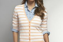 /Apparel/Sweaters/Striped-V-Neck-Cardigan-with-Roll-Tab-Sleeves