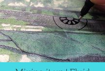 Painting tutorials / #painting #watercolor #aquarelle #pleinair #watercolour #prashant #prashantsarkar