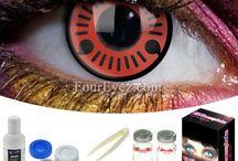 Anime Crazy Contact Lenses