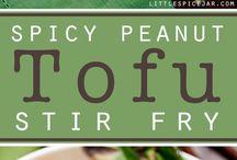 Tofu de Diversas Maneiras