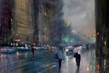 Rainy Day - Mike Barr
