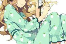 Anime and comics