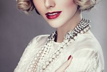 Vintage Glam Hair and Makeup / by Del Mar Racetrack
