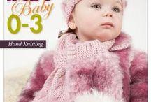 Revistas tejido bebe