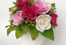 bunga vase cantik