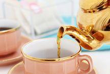 """Tea-Spiration / Beautiful teapots, teacups, and tea parties to jump start your creativi-""""tea."""""""