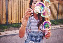 Summer photoshoot