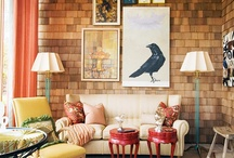 Attic inspiration  / by Lucy Becker
