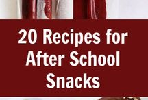 Kids snack ideas / by Becky Allen