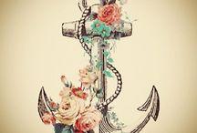 tattooed pirates / tetování