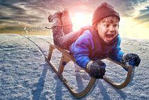 WINTER ● SNOW FUN