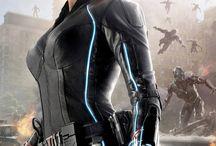 Black Widow <3