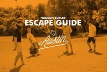Escape Guides / The definitive guide to our favorite destinations.  Here's to #TheNextEscape
