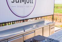 Club Sumoll / Terraza del restaurante Sumoll