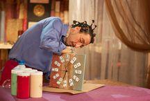 """Декоратор Марат Ка / Марат Ка и его прекрасные предметы декора, созданные специально для программы """"Фазенда"""""""