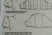 postupy šití