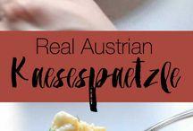 Austrian kitchen